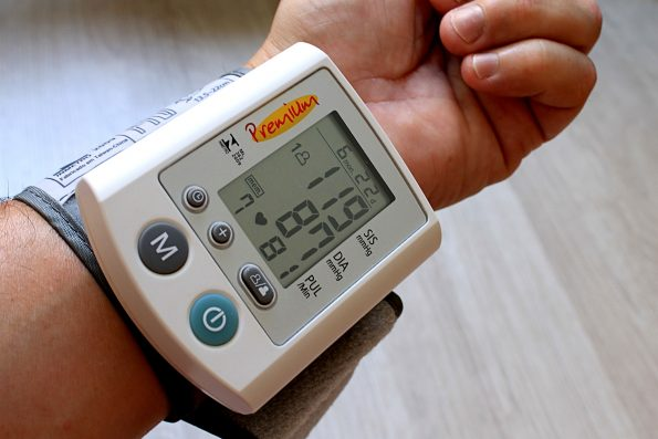 BLOOD PRESSURE CHART: WHAT YOUR READING MEANS