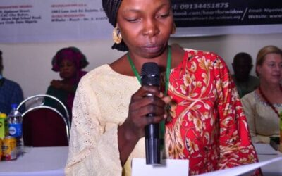 ROHSI MAKES CASE FOR WIDOWS, SINGLE MOTHERS IN NIGERIA